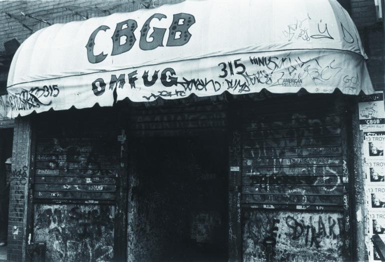 CBGB Fotografie