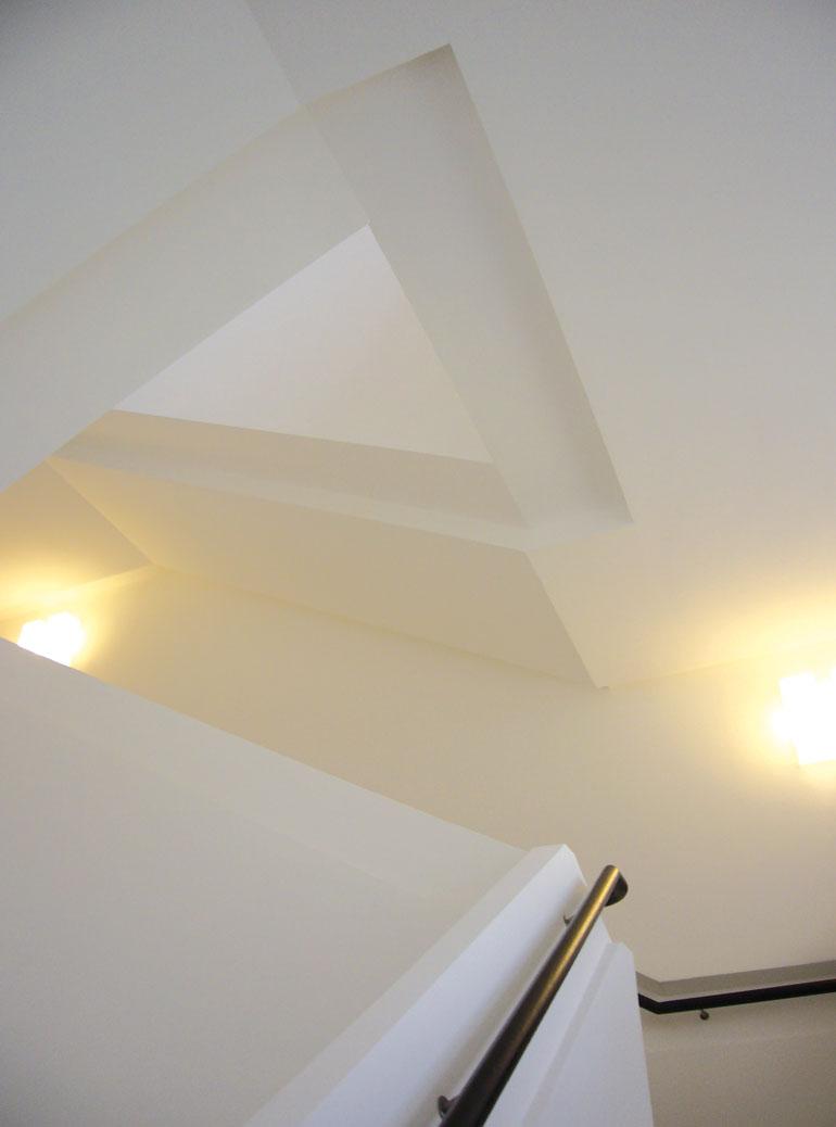 Architekturfotografie Komposition aus Raum & Licht