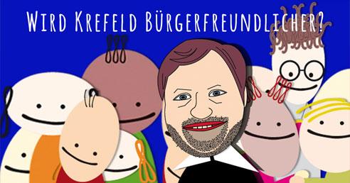 Bürgerfreundliches Krefeld